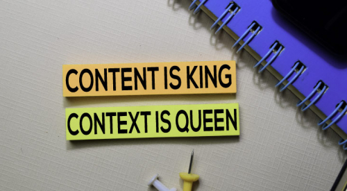 context is important for website conversions