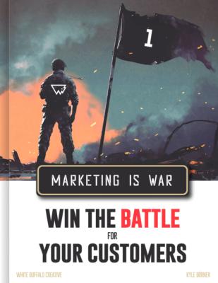 cover of the Marketing Warfare eBook
