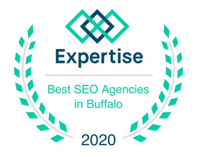 SEO award badge